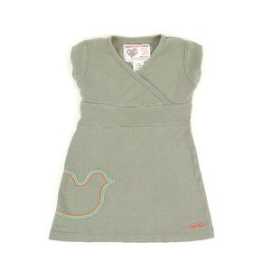ROOTS dress, girl's size 6-12M